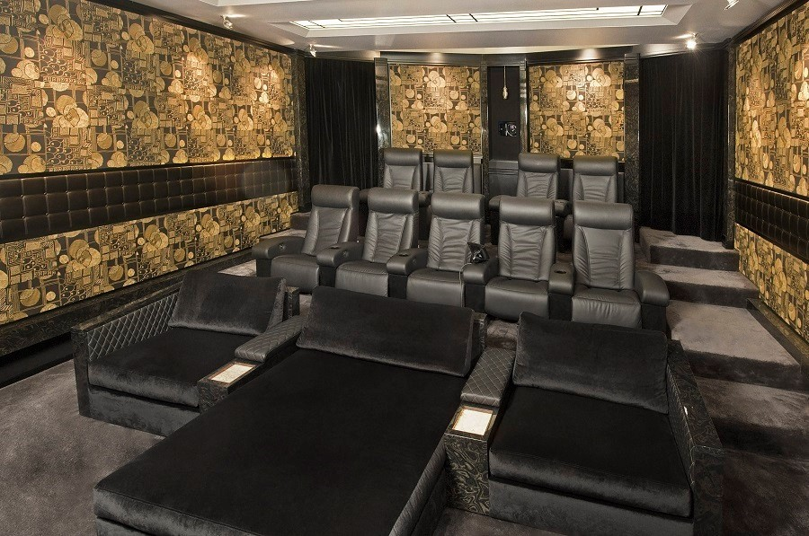 What is the Best Location for Your Home Theater?